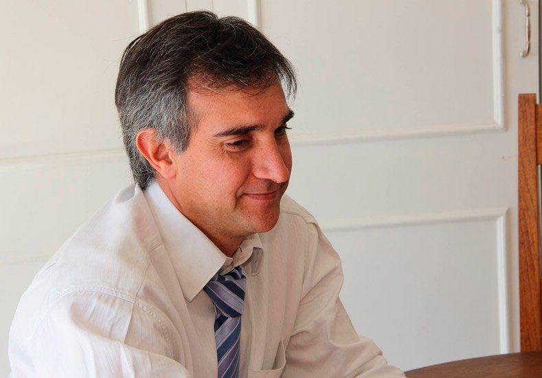 Franco Aranda desmintió que se vaya a bajar de la precandidatura a intendente de Capital