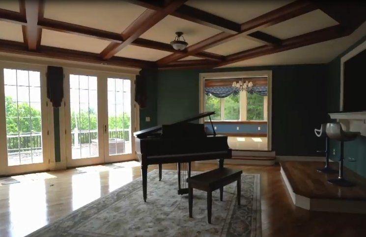 Una lujosa mansión está a la venta desde 2012 y nadie quiere comprarla
