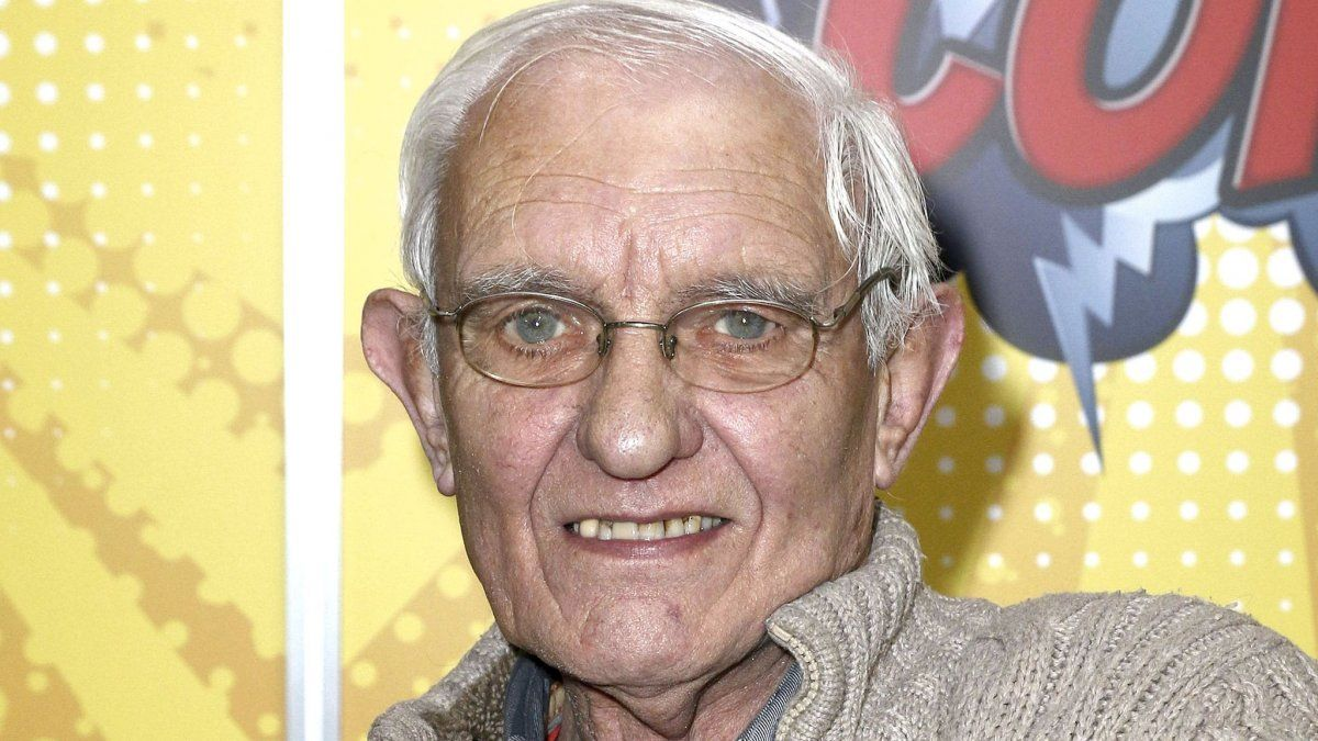 Murió Alan Harris, un actor de La Guerra de las Galaxias