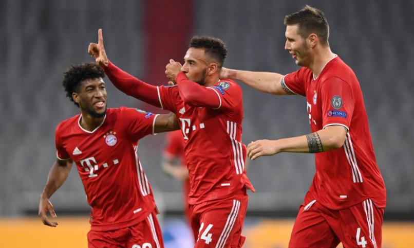 Bayern Munich goleó al Atlético de Simeone en el inicio de la Champions League