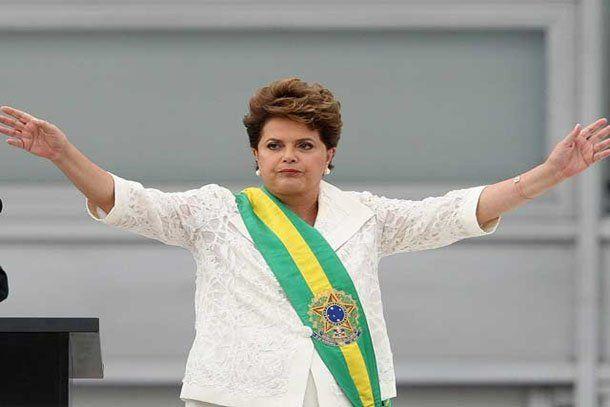 Esperan que el primer viaje de Dilma Rousseff sea a la Argentina