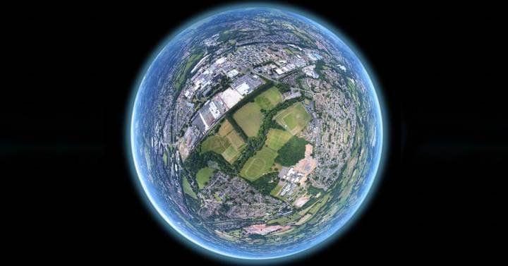 Google Earth permitirá ver la evalución del Planeta Tierra en 37 años