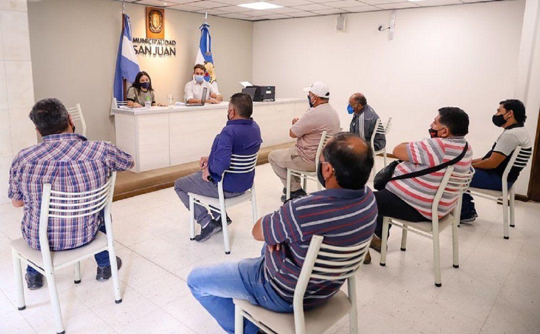 Capital: más de 50 municipales ya recibieron la noticia de ascenso
