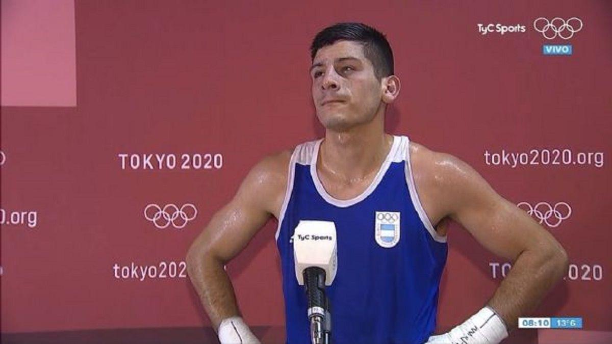 Un insólito fallo eliminó a Brian Arregui de los Juegos Olímpicos Tokio 2020.