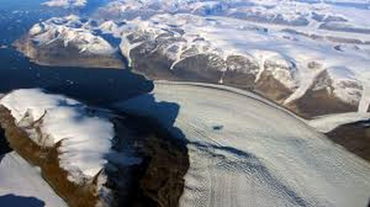 La capa de hielo de Groenlandia experimenta un evento de derretimiento masivo