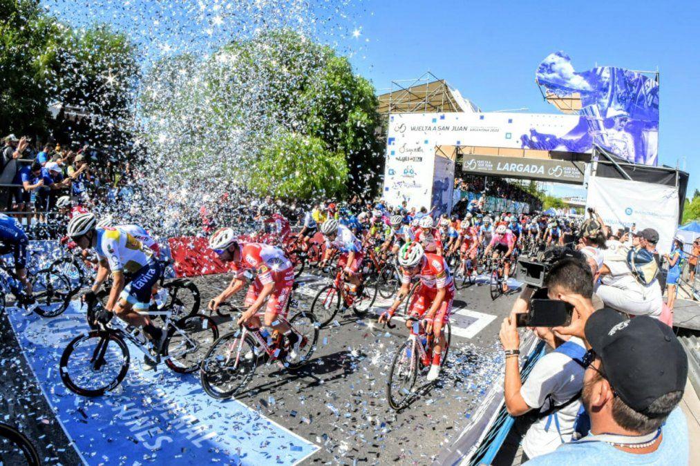 Explota la Circunvalación: mirá en vivo la definición de la Vuelta a San Juan