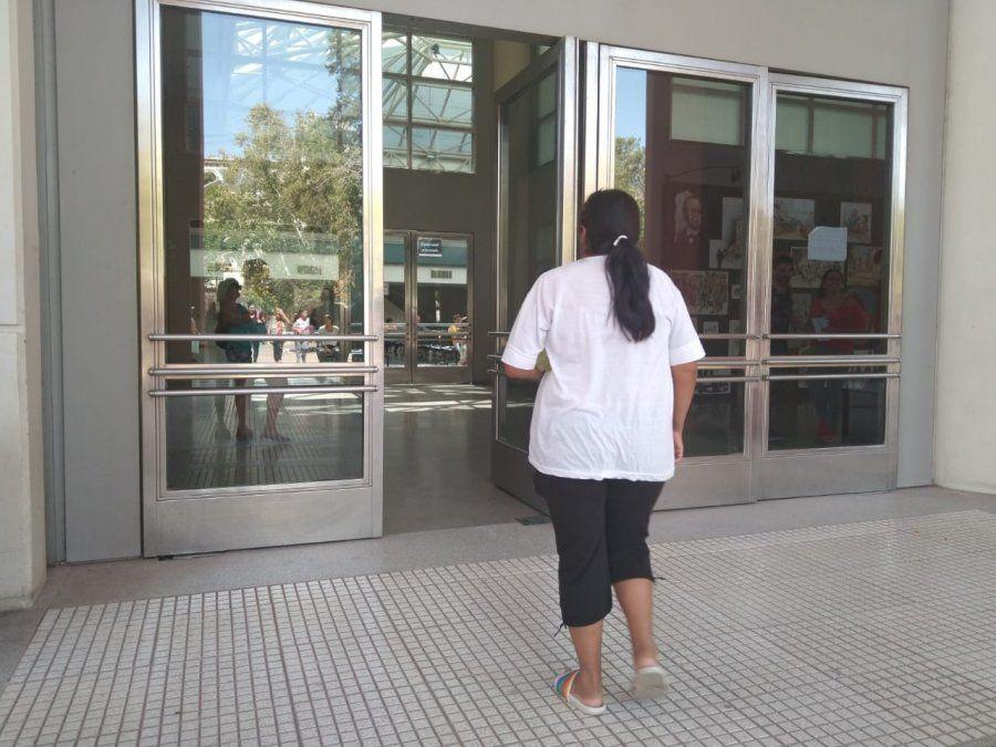 Golpearon brutalmente a una embarazada de 23 semanas en Capital