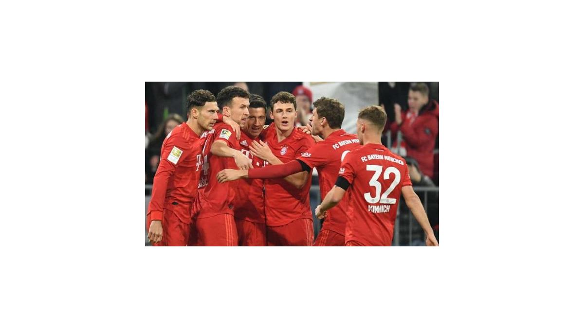 Champions: Bayern Munich y PSG juegan el destacado del día