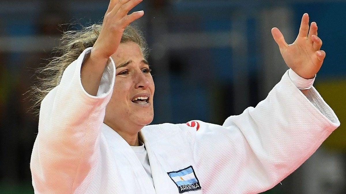 Paula Pareto se quedó sin podio en el Masters de Doha.