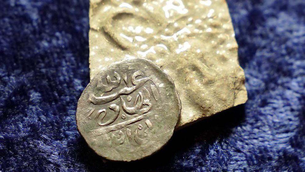 Monedas árabes