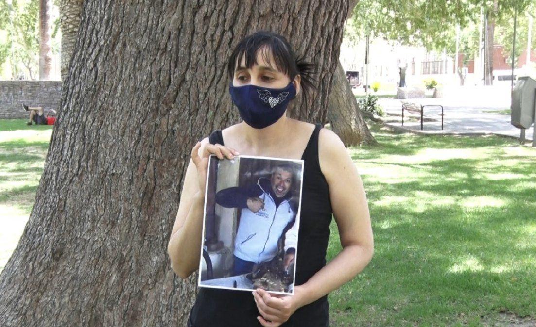 Hermana del hombre asesinado en Ullum: Nos enteramos por los medios
