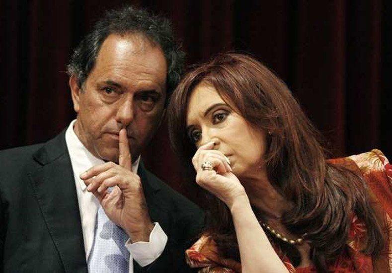 En medio de la danza de nombres para acompañarlo, Scioli dijo que tiene afecto por Máximo