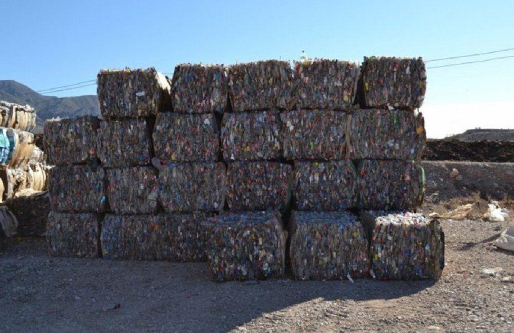 Este jueves venderán 500.000 kilos de materiales recuperados