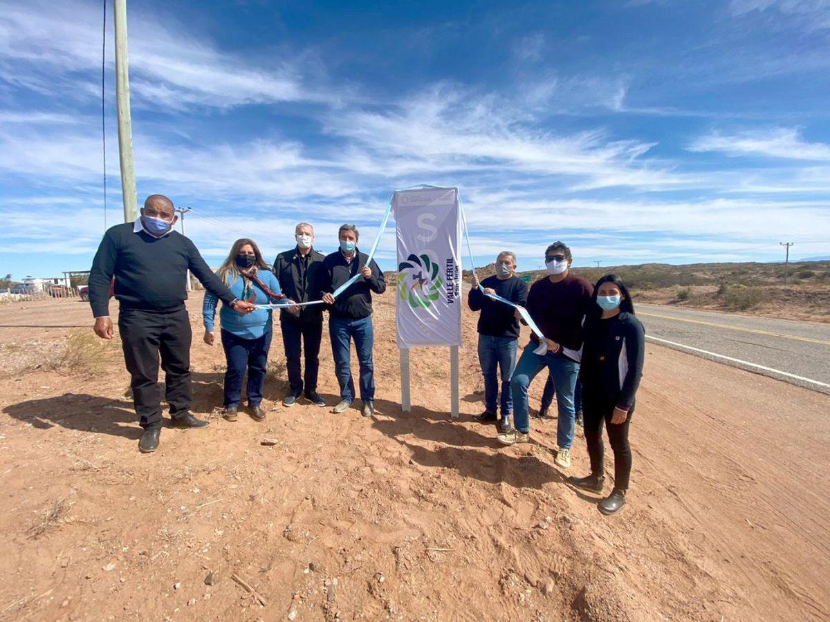La Provincia cuenta con el primer SOS en la Ruta 141