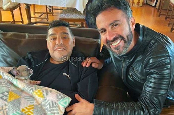 """Luque: """"Maradona atraviesa un excelente postoperatorio"""""""