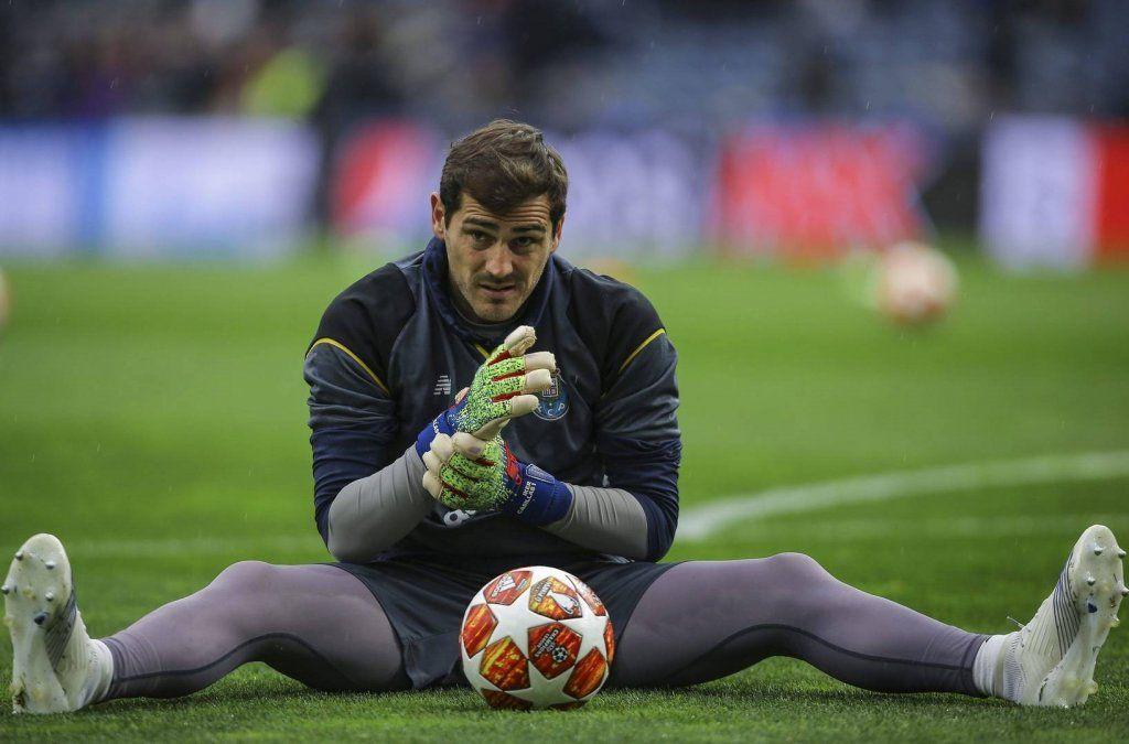 El histórico exarquero Iker Casillas regresa al Real Madrid