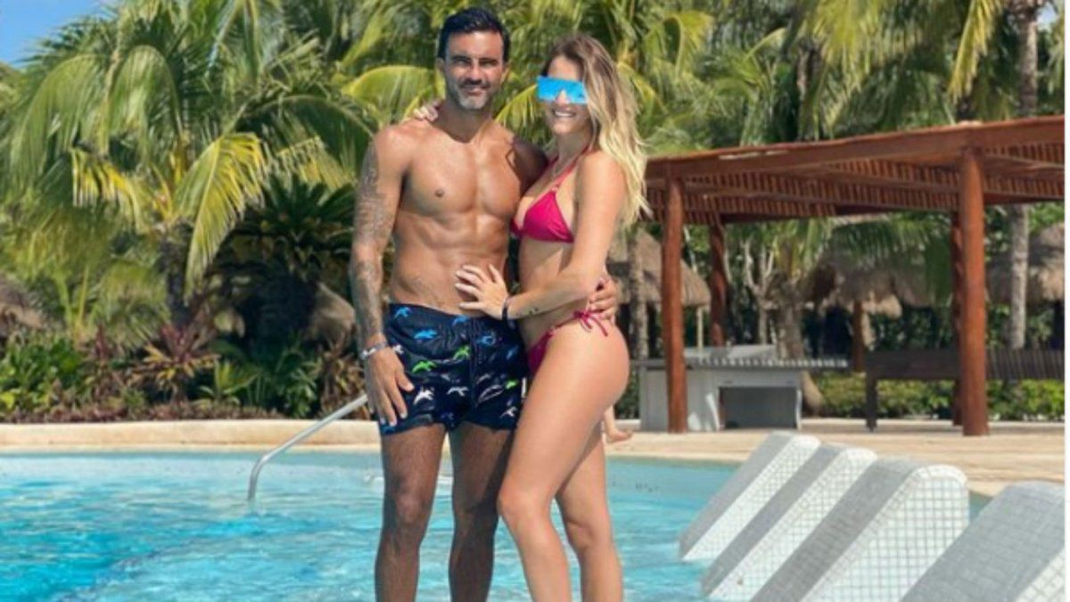 Fabián Cubero anunció que se agranda su familia.