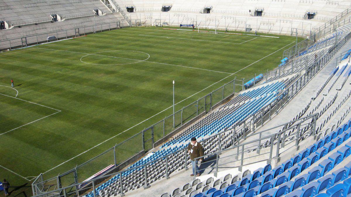 Estadio del Bicentenario de San Juan.