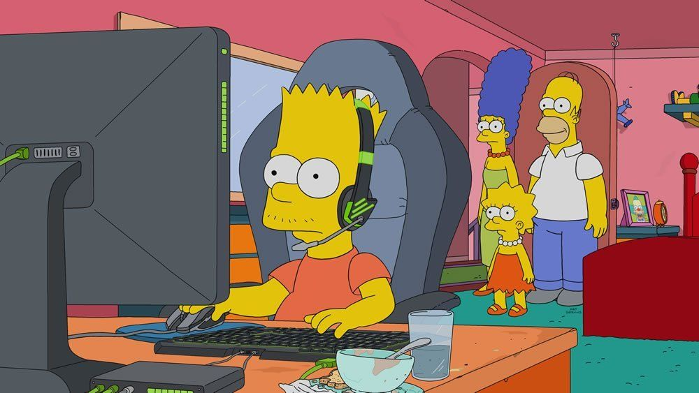 Los Simpson estrenarán su 31ª temporada en la plataforma de Disney+