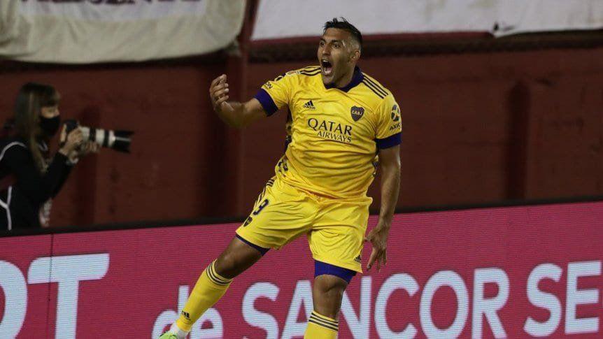 Boca venció con lo justo a Lanús en la primera fecha del grupo