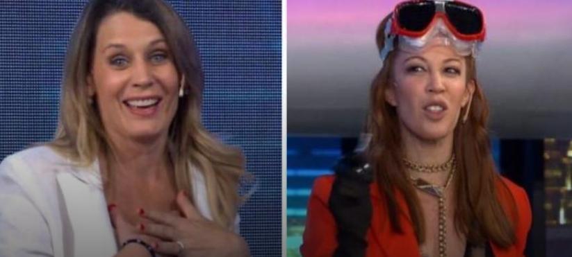 Miriam Lanzoni fue al hueso contra Marengo: ¿No estuviste con Fantino?