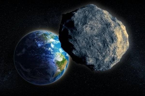 Un asteroide gigante se acerca a la Tierra