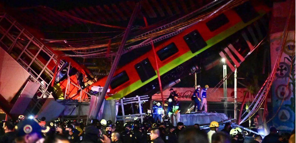 Pagarán más de 30 mil dólares a familias de fallecidos del tren