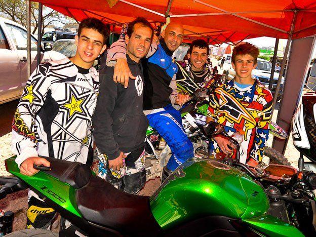 El Motocross Argentino tuvo una gran convocatoria en Ullum. ETIQUETATE