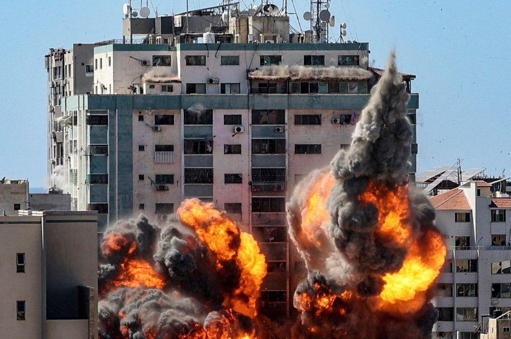 Israel anunció una tregua con Hamas