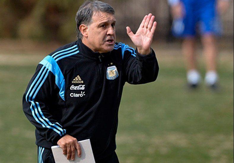 Plantel confirmado: Martino dio la lista de los 23 que irán a la Copa América