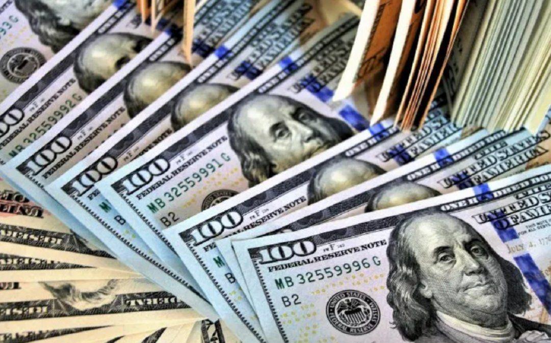 El dólar cerró en alza a $88