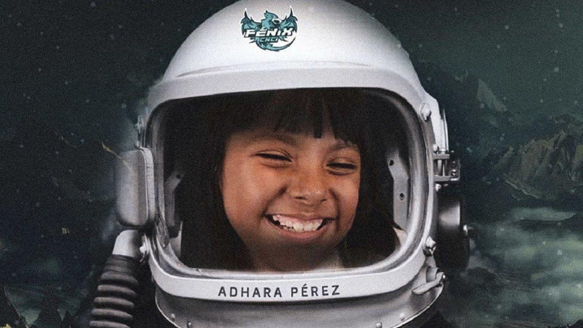 La niña que comparan con Einstein y que quiere colonizar Marte