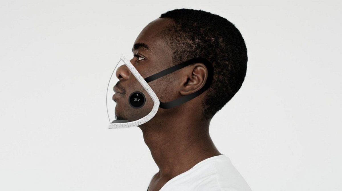 Crean barbijo inteligente que detecta asintomáticos con COVID-19