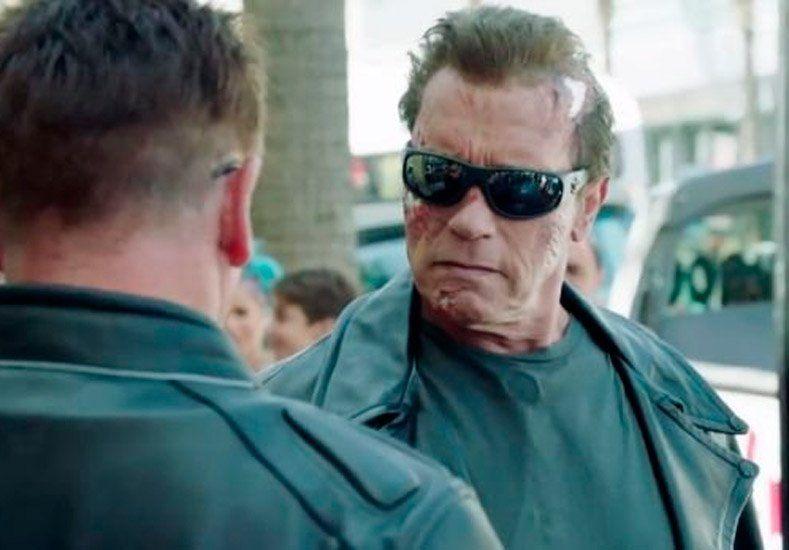 Ahora es cómico: Schwarzenegger juega una broma pesada a visitantes del museo de cera