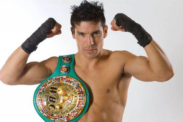 Maravilla, el boxeador del 2012