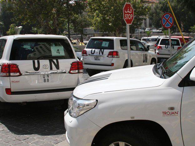 Inspectores de la ONU abandonarán Siria el sábado tras la investigación