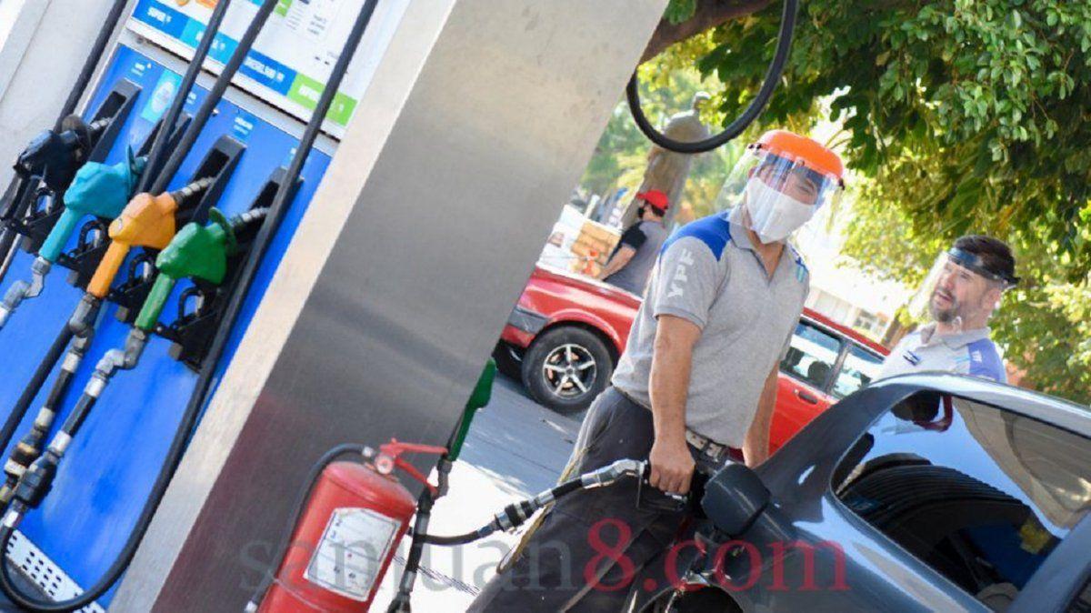 YPF aumentó desde hoy los combustibles un 5% en todo el país