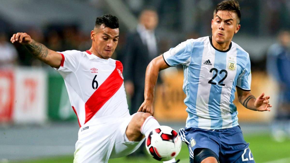 Confirmaron que Perú y Argentina jugarán a puertas cerradas en Lima