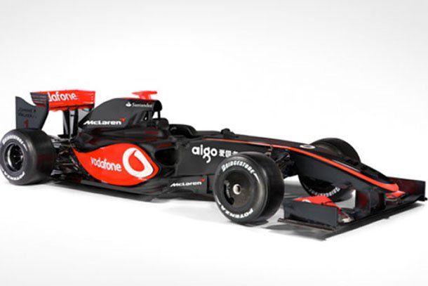 McLaren presentó el auto con el que peleará el título de la F1