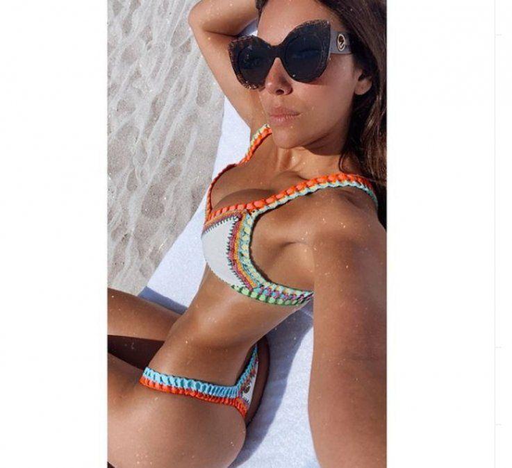 Las fotos de Flopy Tesouro de vacaciones de soltera en Miami