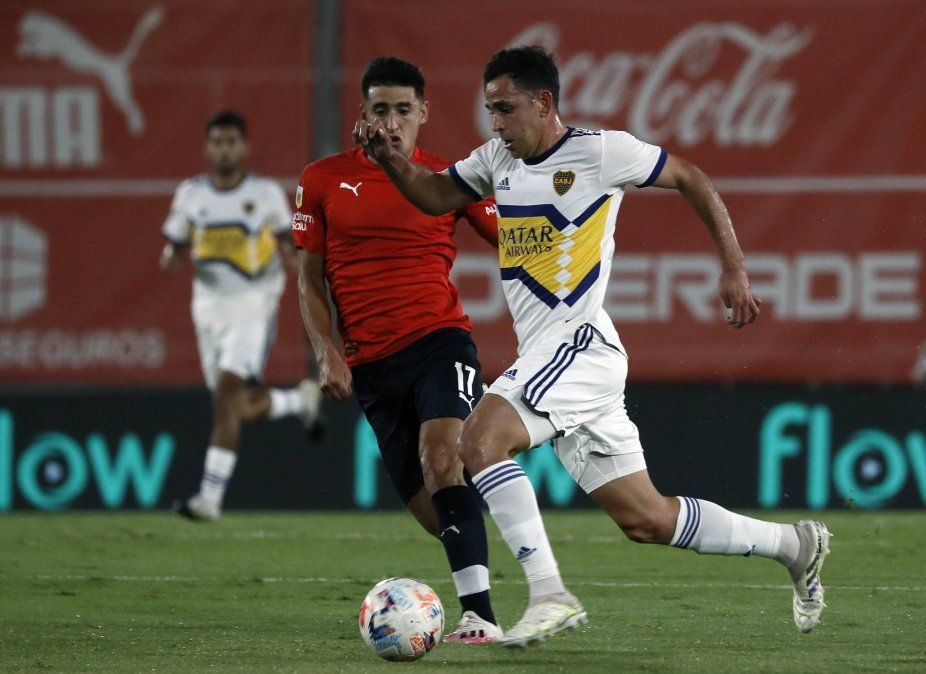 Boca erró un penal y empató 1 -1 con Independiente
