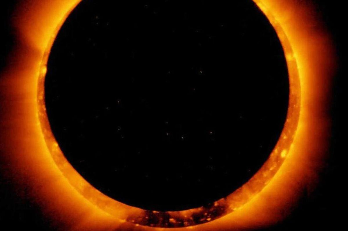 El anillo de fuego: el primer eclipse solar anular en 2021 que deslumbrará