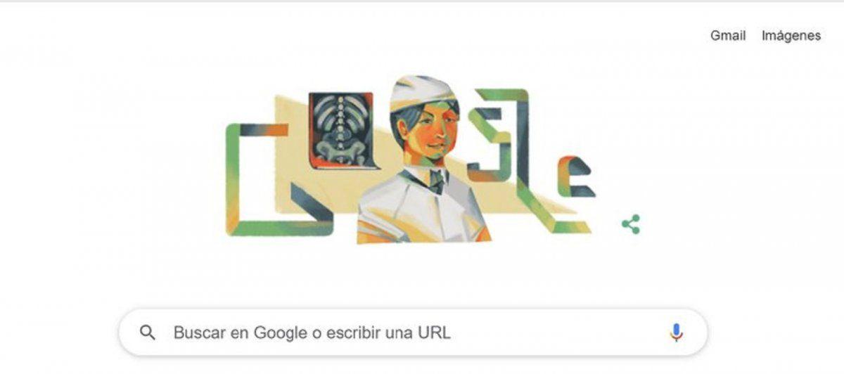 Quién es la princesa cirujana a la que Google le rinde homenaje