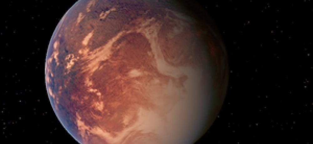 Descubrieron una supertierra cerca de una de las estrellas más antiguas de la galaxia