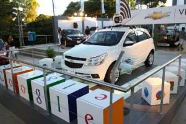 GM fabricará el primer auto con WiFi del país