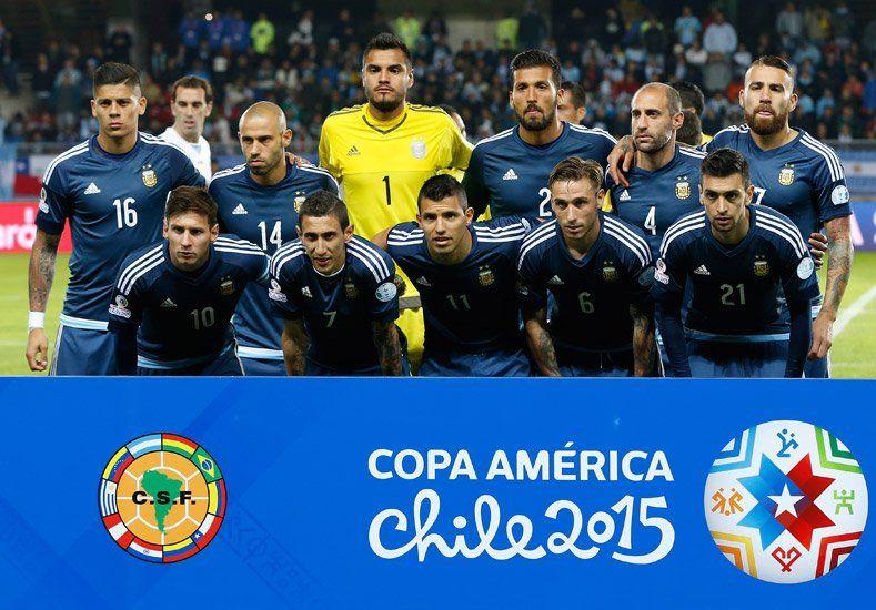 Buscando su pase a Cuartos como el mejor, Argentina se mide con Jamaica