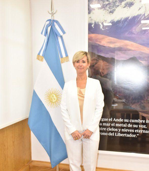 Marianela López.
