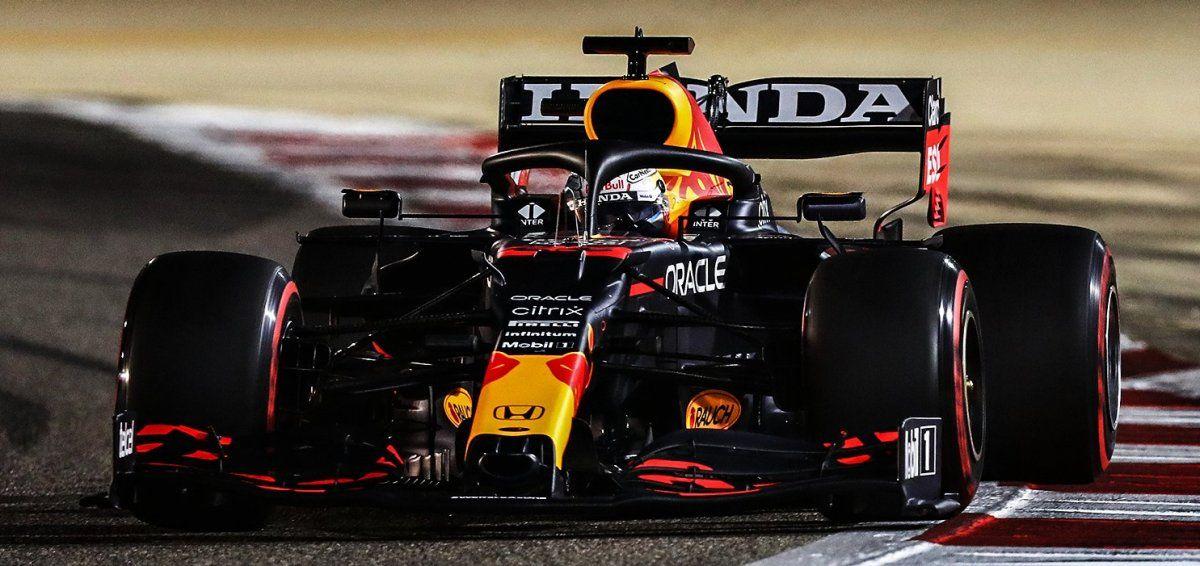 Verstappen largará adelante en la primer GP de la temporada
