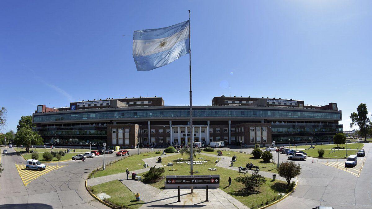El Gobierno difundió la lista completa del Hospital Posadas