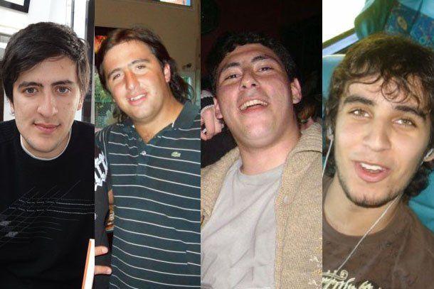 Cuatro sanjuaninos volcaron en Mar del Plata y se salvaron de milagro porque llevaban puesto el cinturón